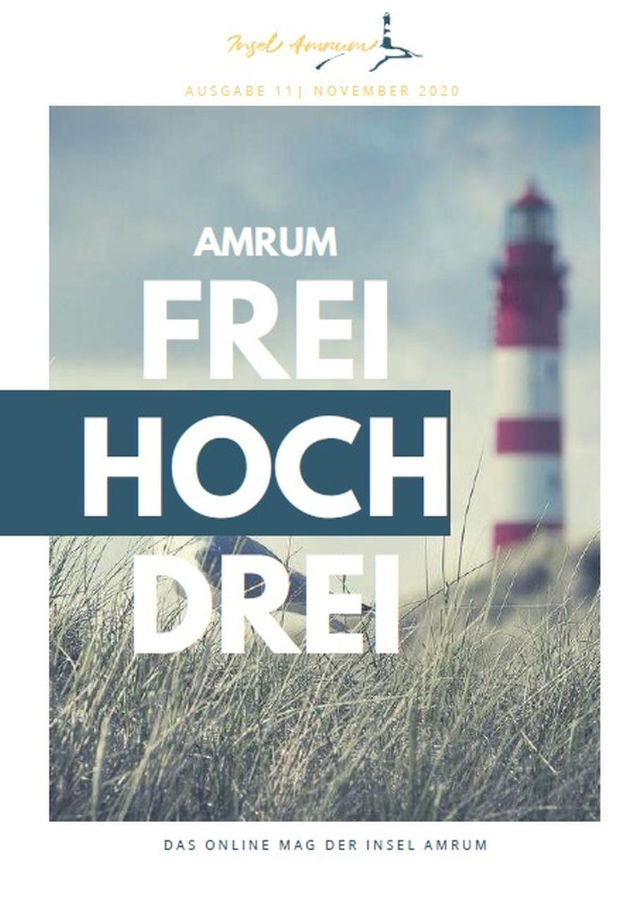 Amrum freihochdrei Online Mag primo PR
