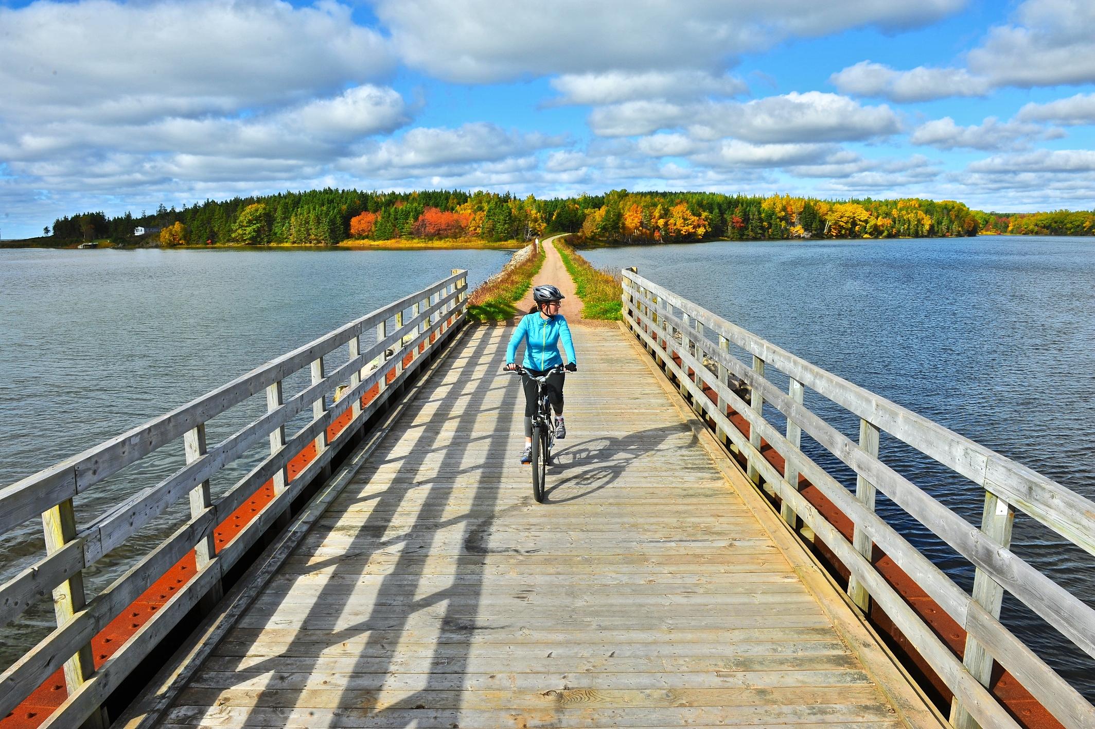 Die Landpartie Radeln und Reisen in Kanada