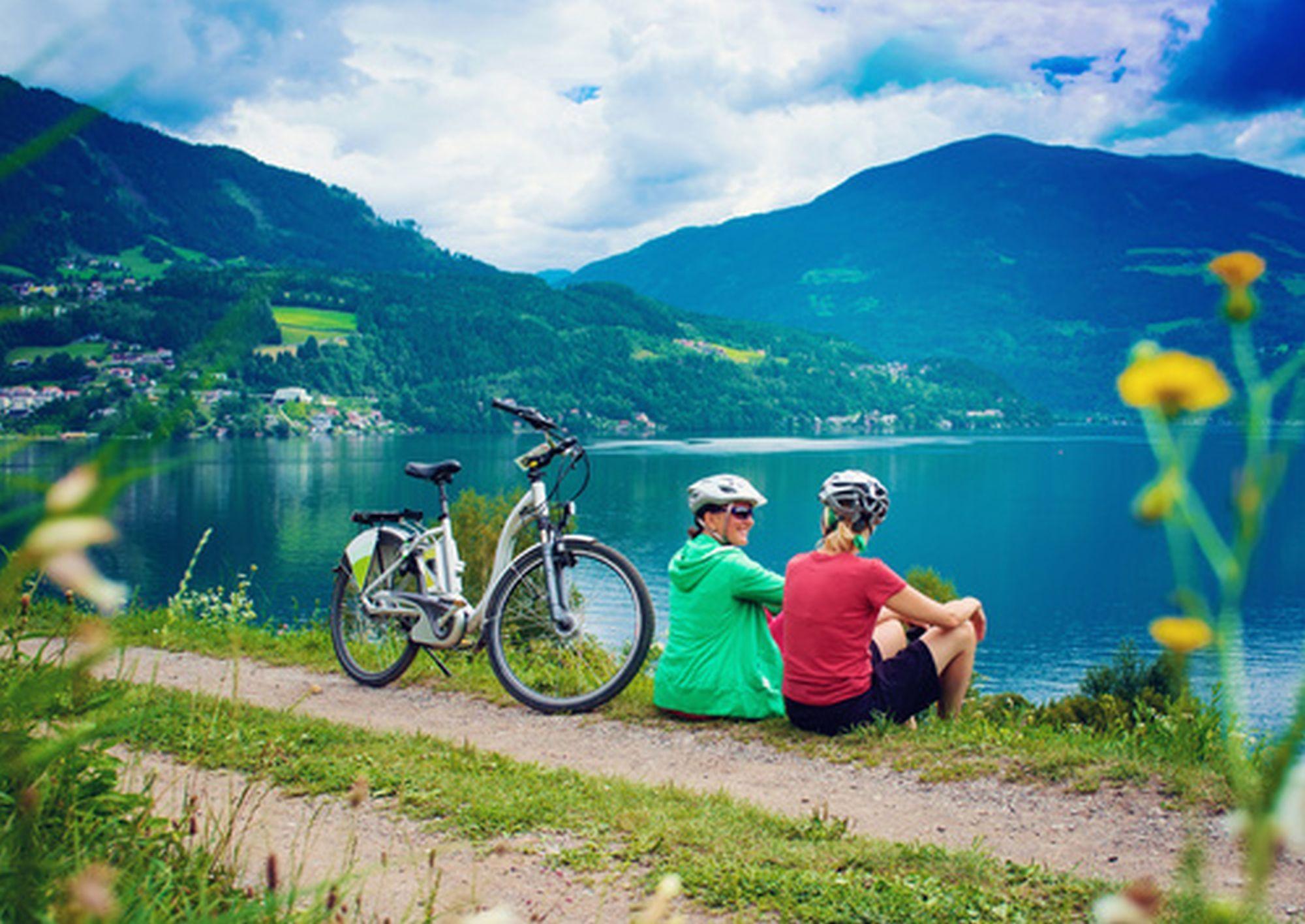 Allgäu per E-Bike mit der Landpartie