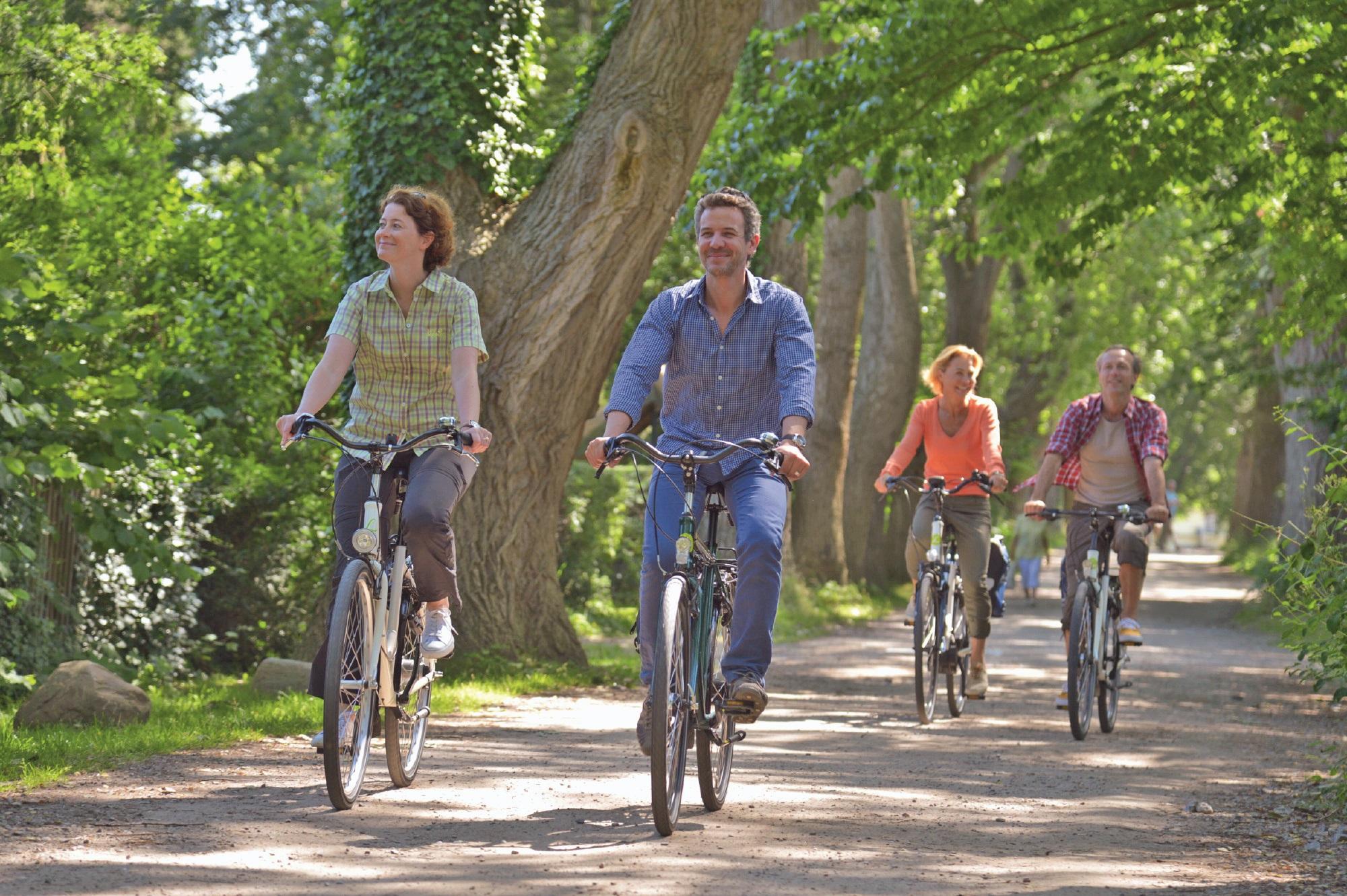 Große E-Bike Deutschland Tour der Landpartie