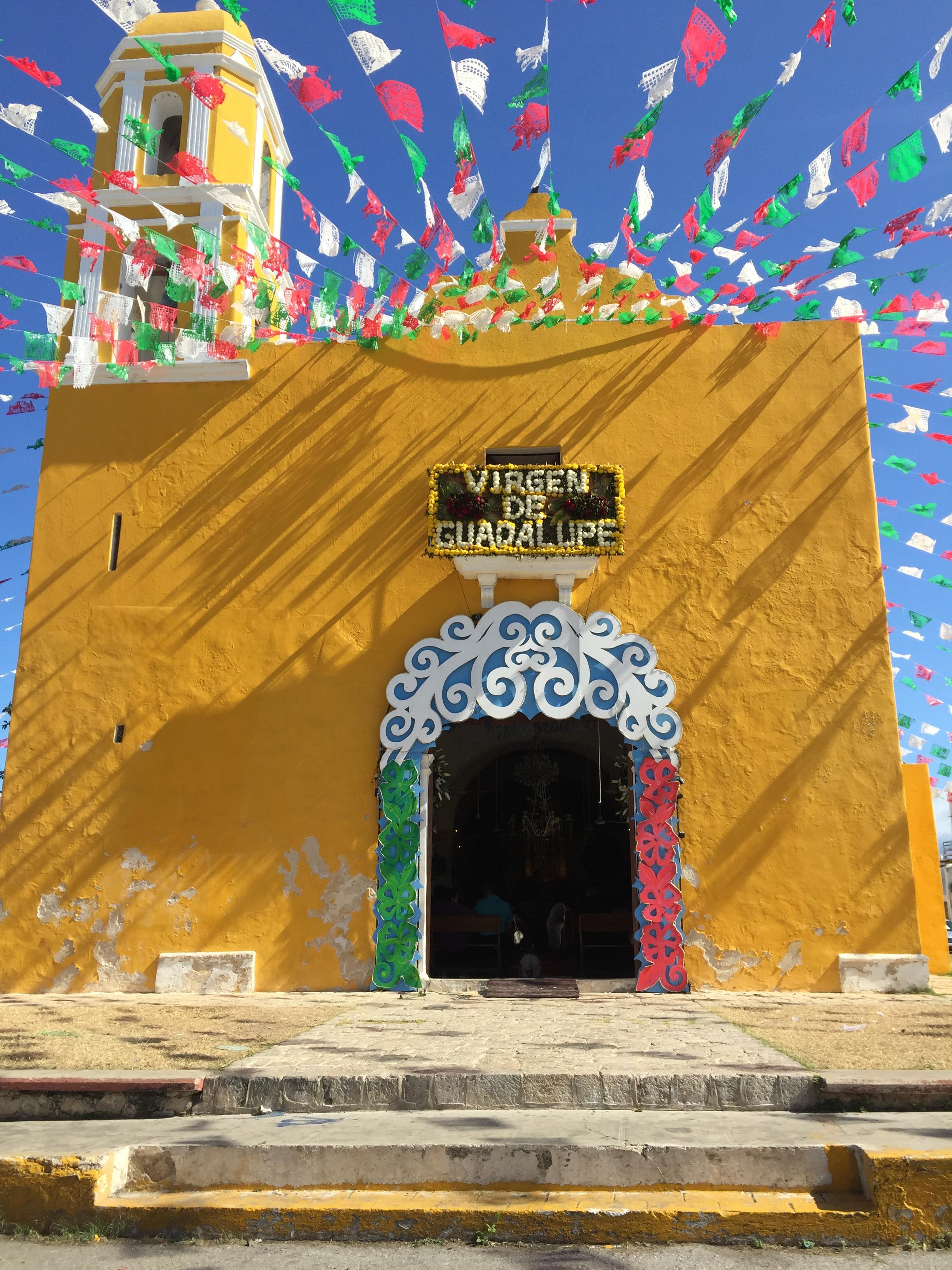 Mexiko mit der Landpartie Radeln und Reisen