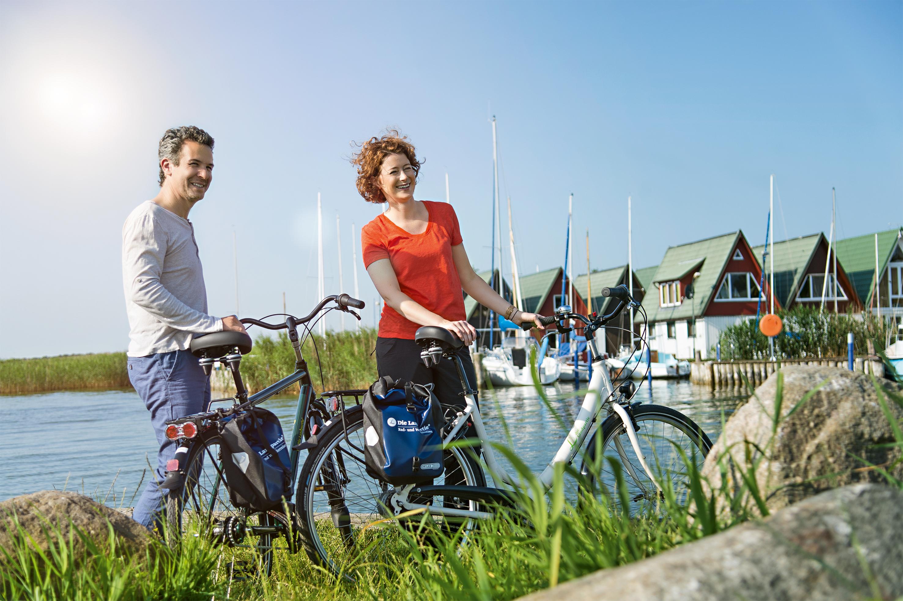 Die Landpartie Ostsee Radreisen