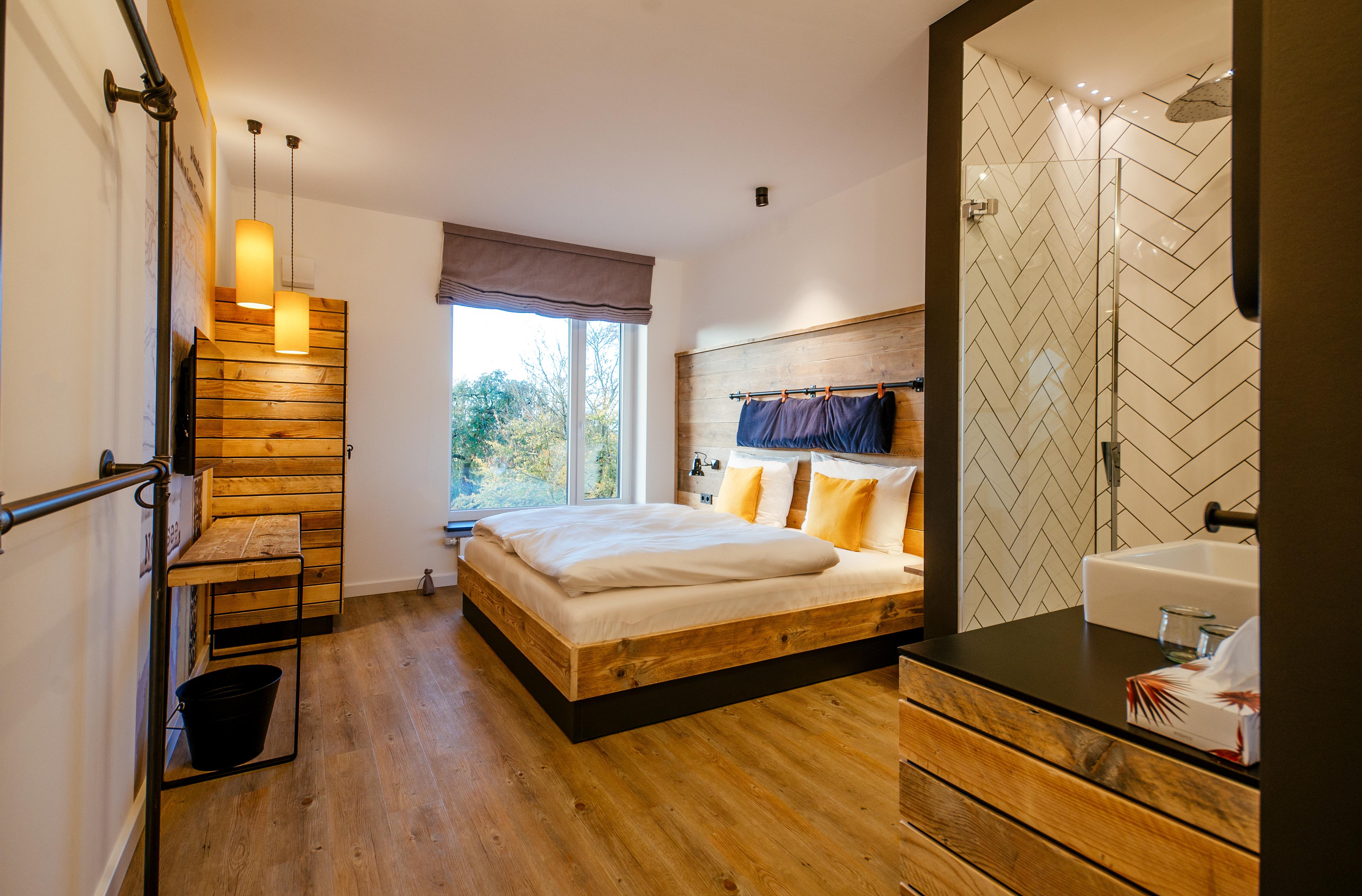 Hotel Landhafen - Zimmeransicht