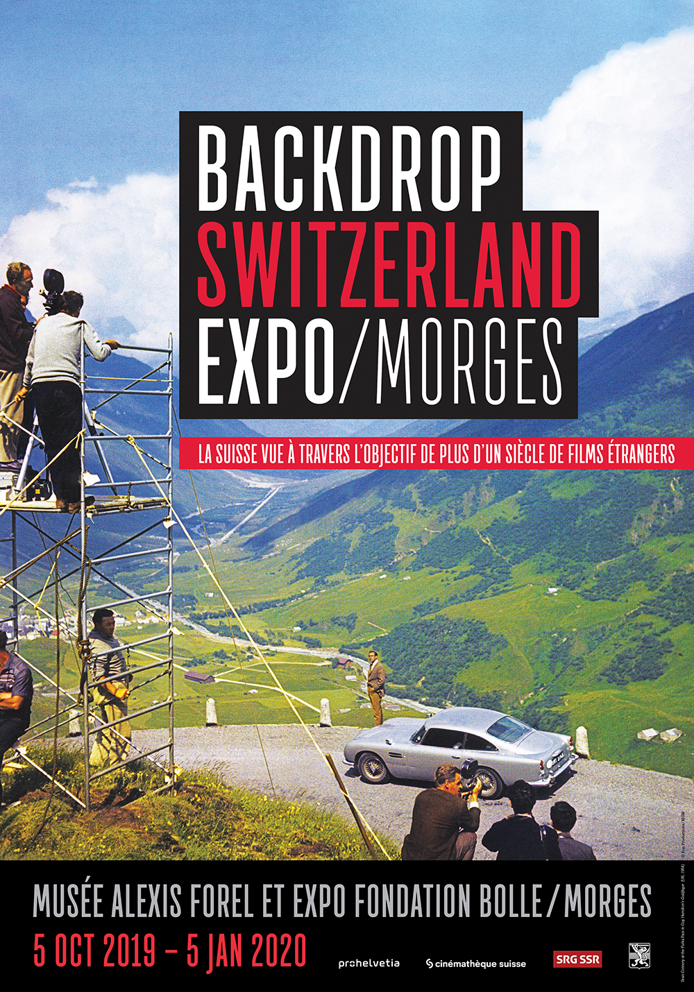 Ausstellung BACKDROP SWITZERLAND