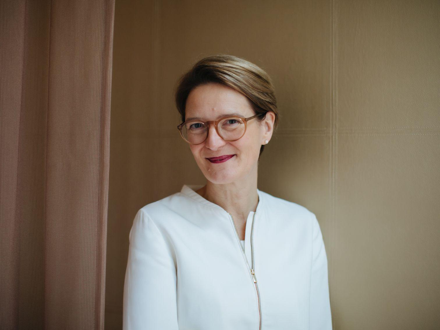 Anke Maas Human Resources Director Leonardo Hotels Central Europe