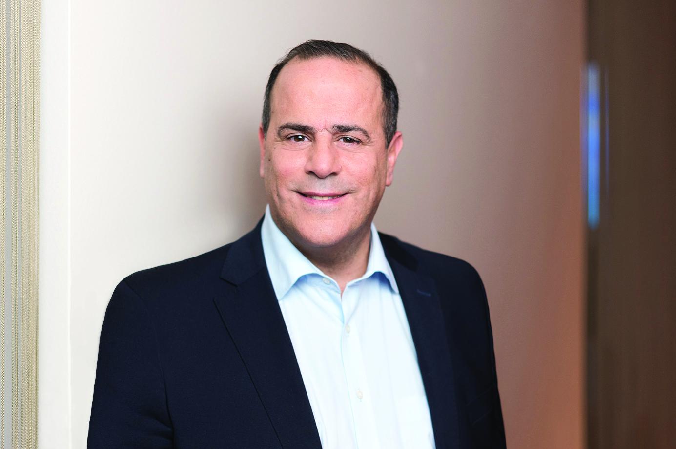 Yoram Biton, Managing Director der Leonardo Hotels Central Europe