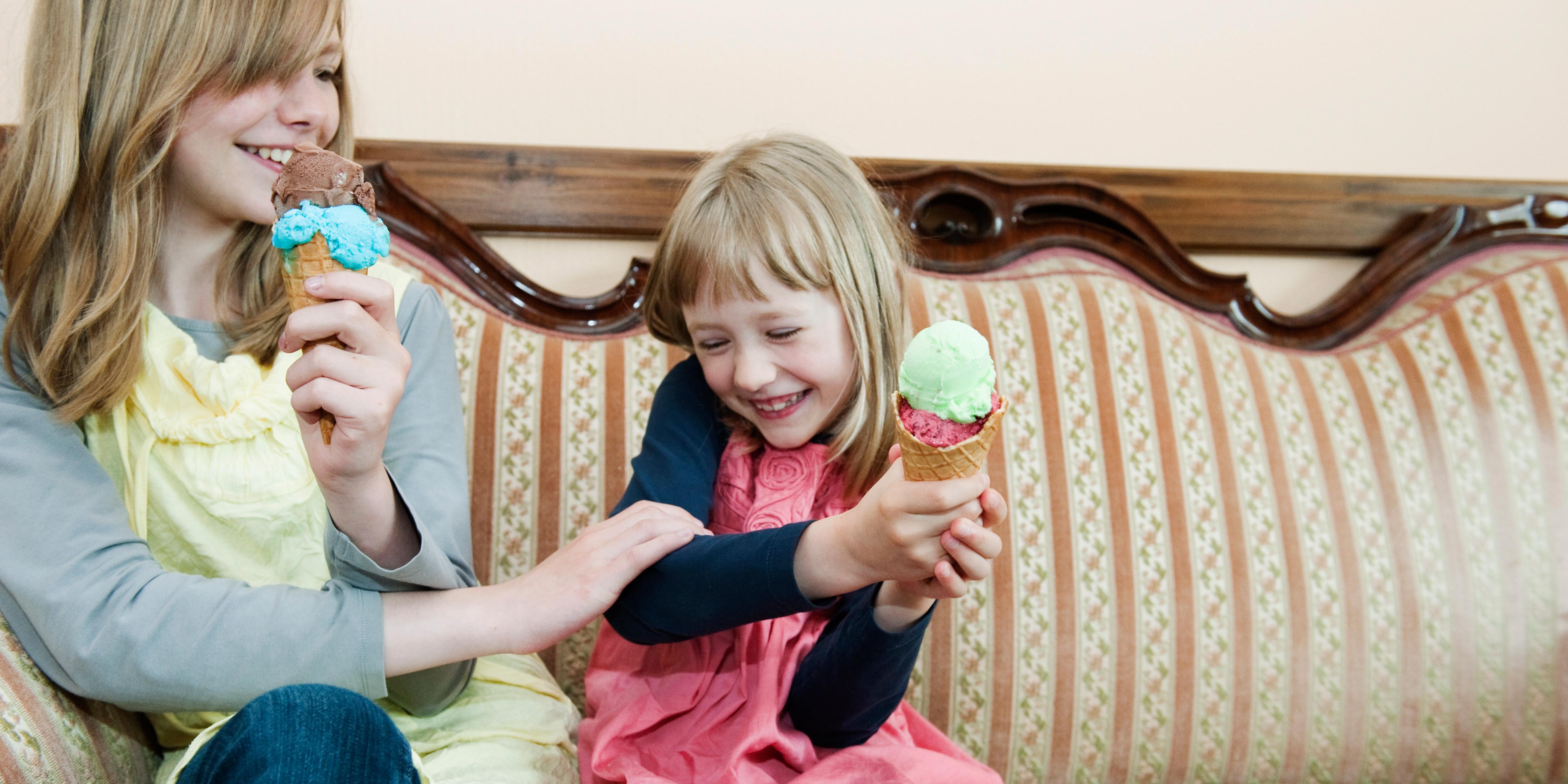 Pharisäerhof - MuKu-Eis macht glücklich