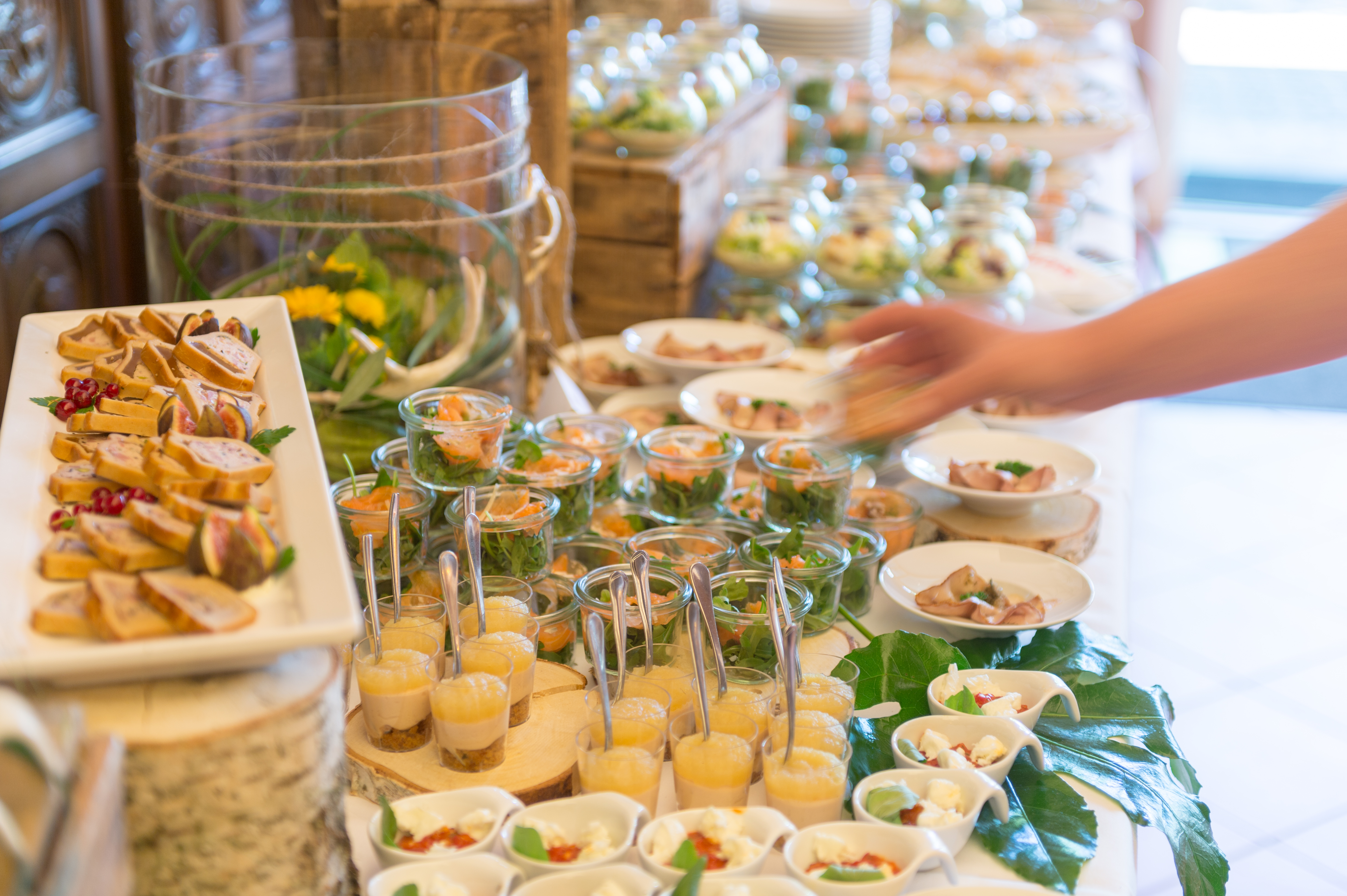 Catering-Buffett Roth Catering & Events