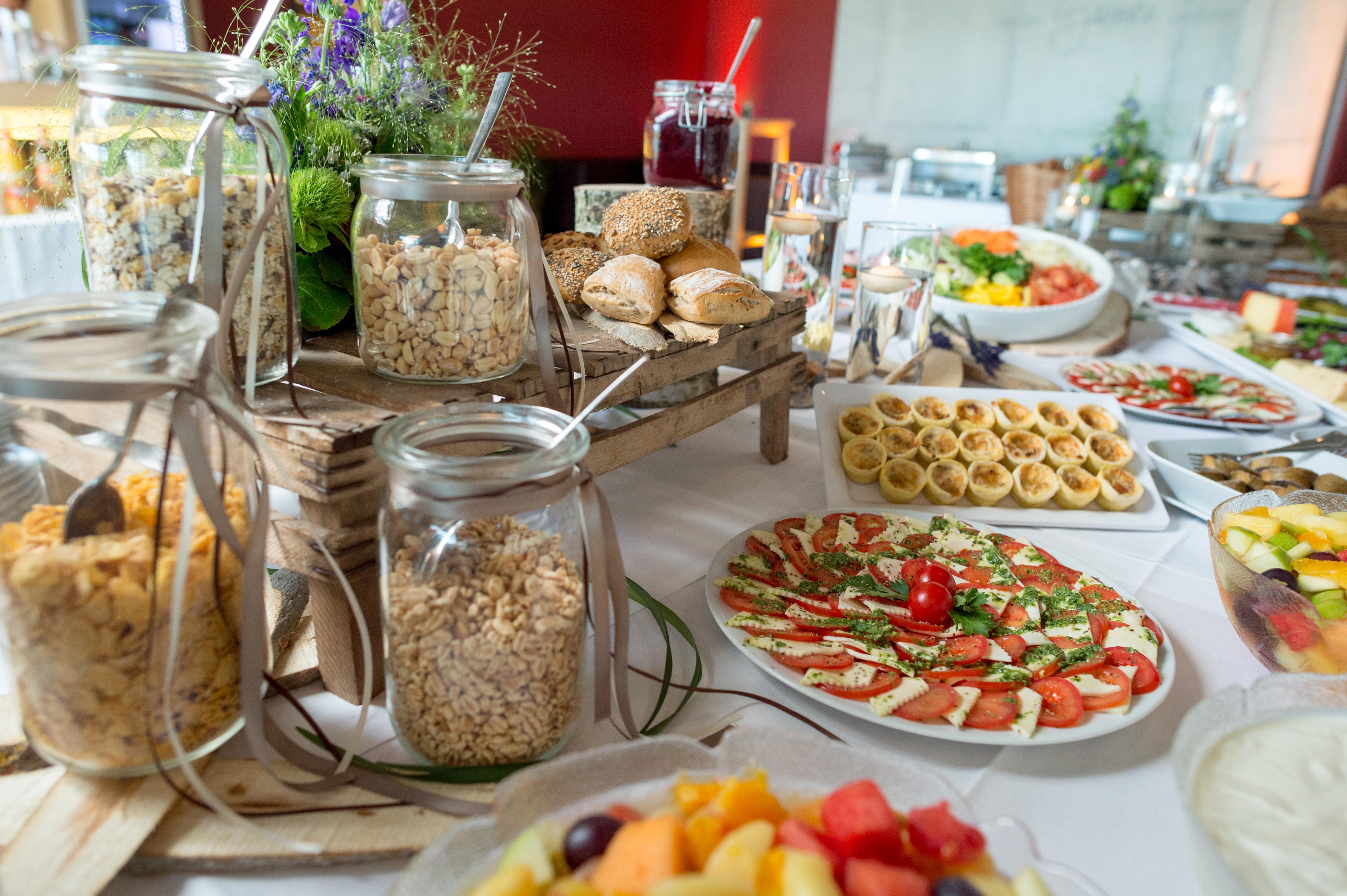 Beliebtes Sonntagsfrühstück im Roth Feierwerk