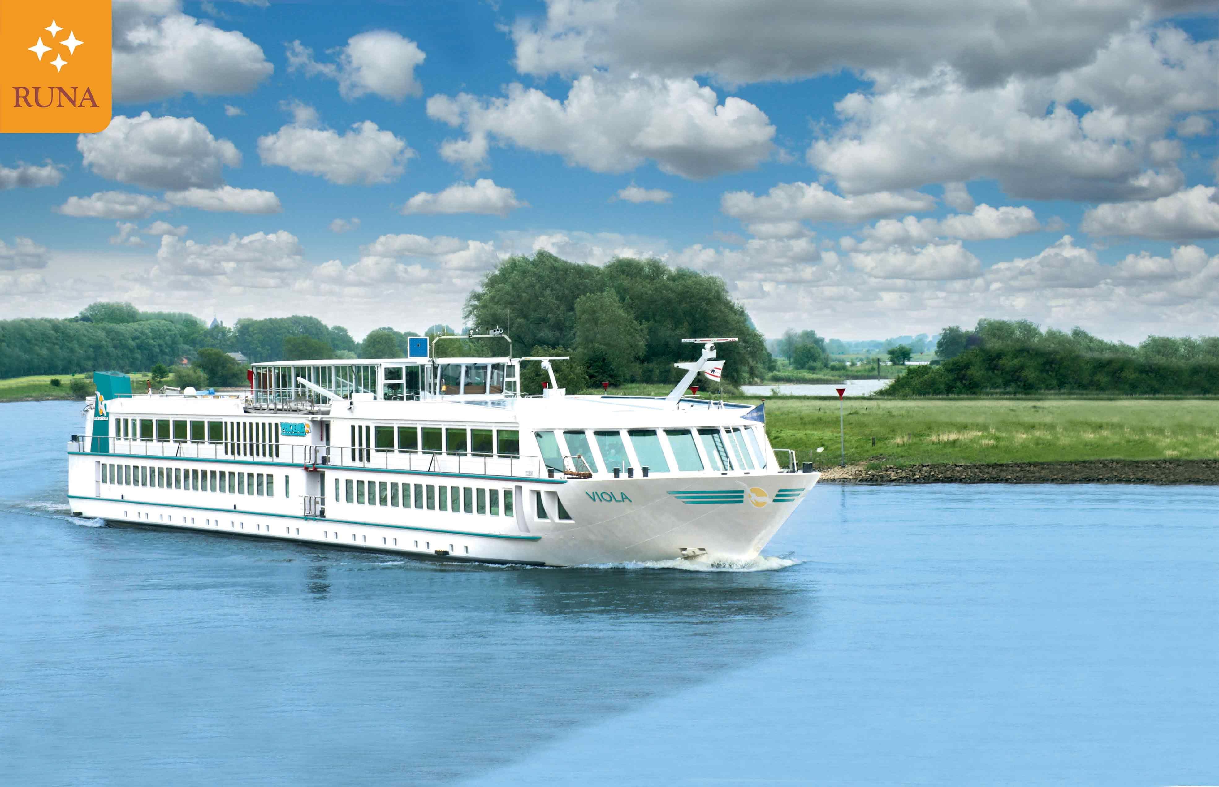 MS Viola - Flusskreuzfahrten mit RUNA REISEN auf dem Rhein