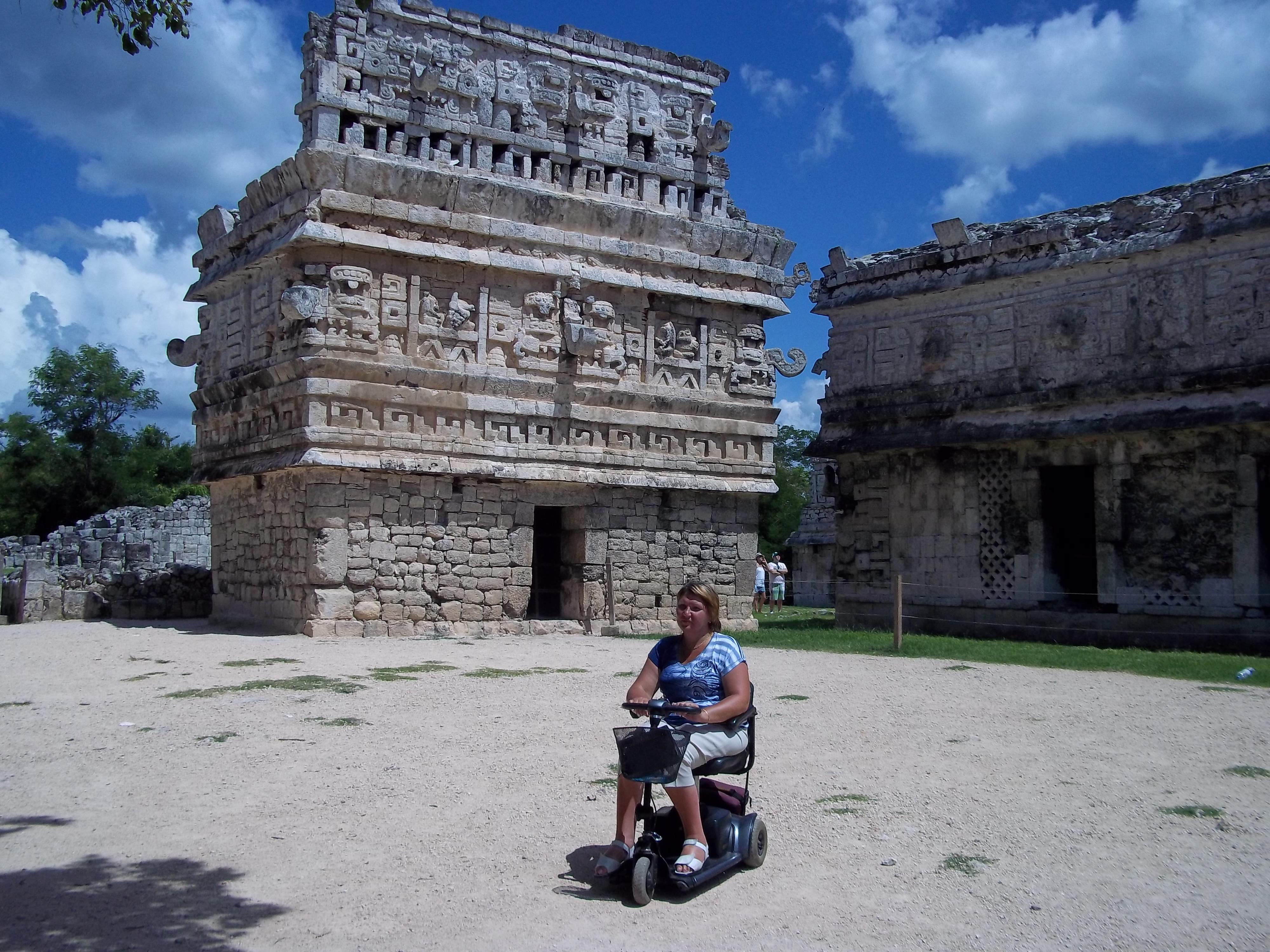 Runa Reisen Chichen Itza in Mexiko