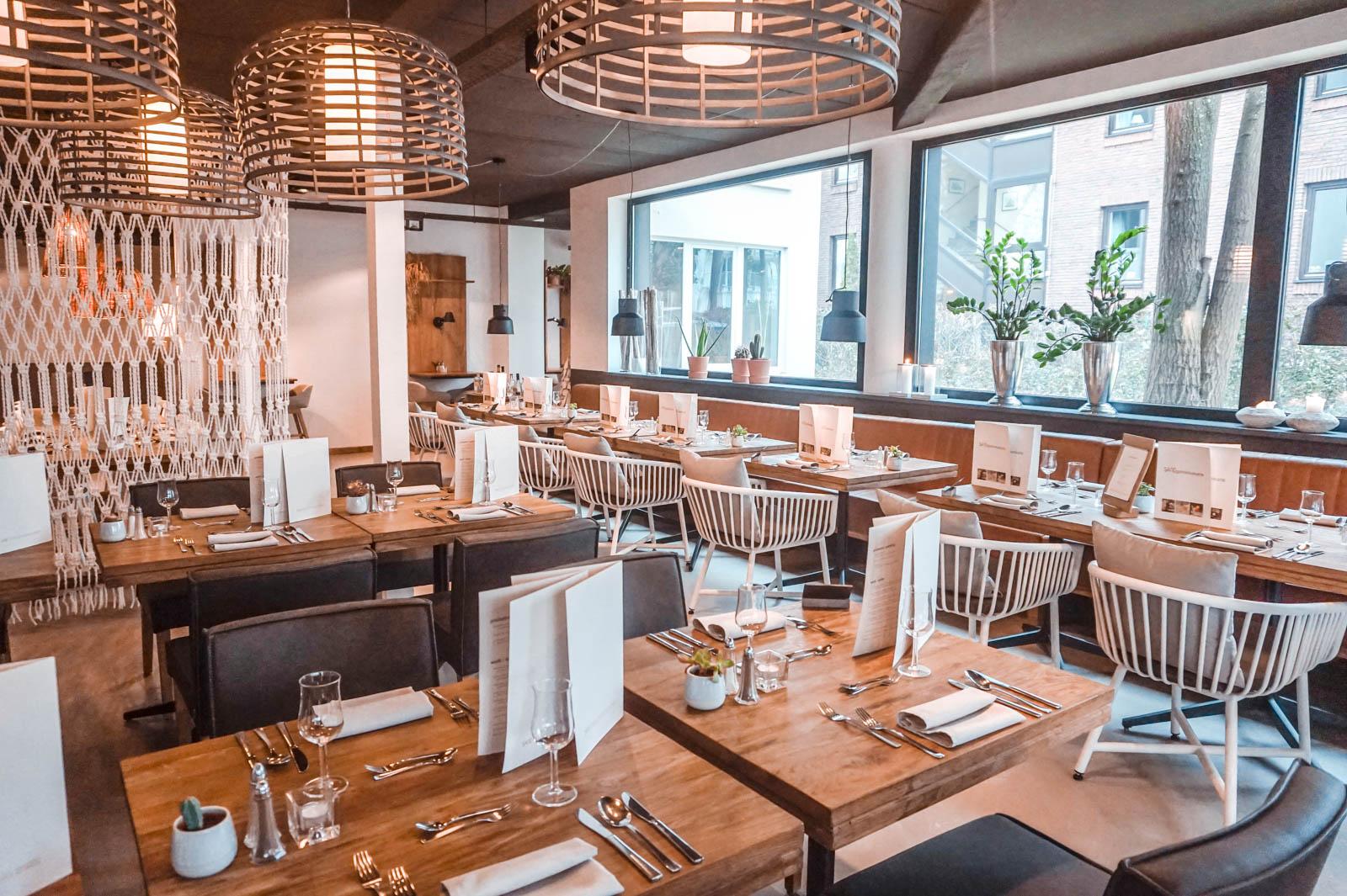 SANDkulinarium im Lifestyle-Hotel SAND am Timmendorfer Strand