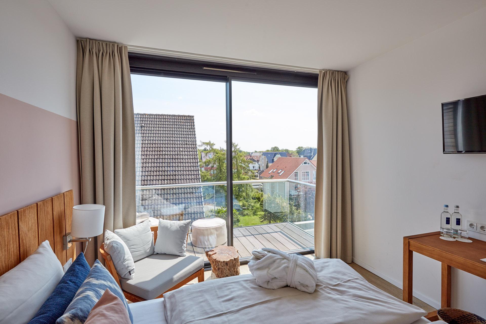 Hotel SAND - Zimmerbeispiel