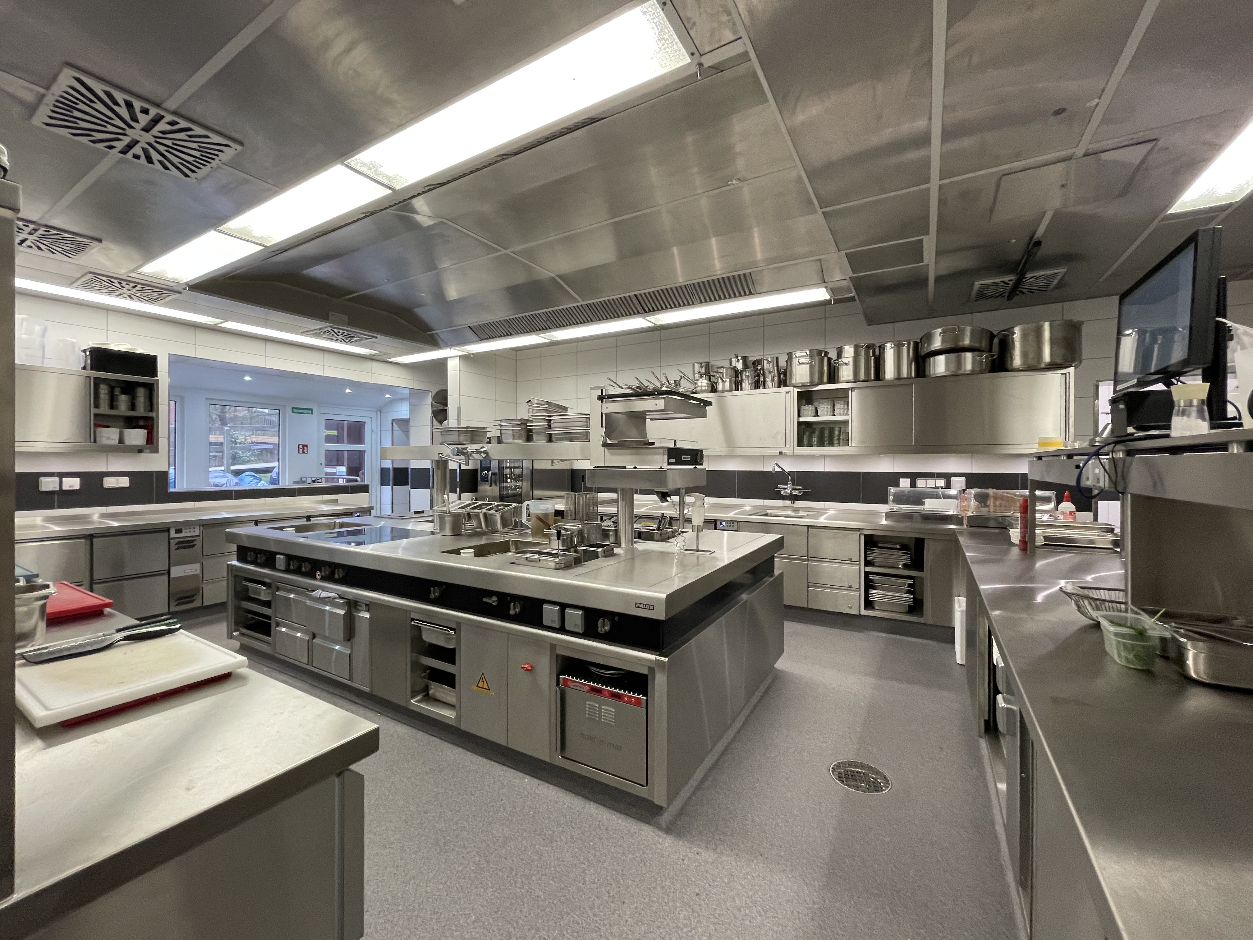 Seeblick - neue Küche