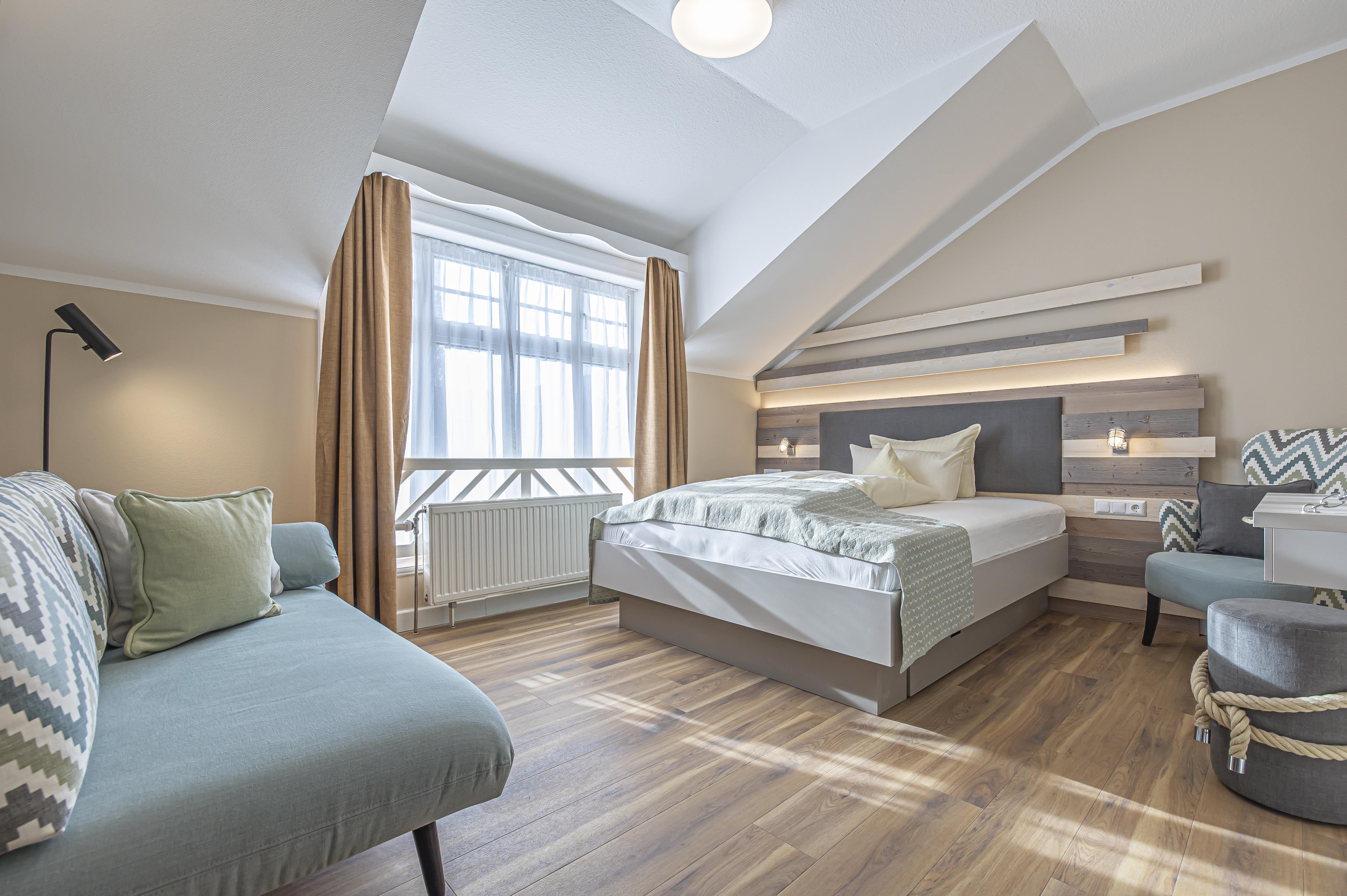 Seeblick -neue Juniorzimmer 2021