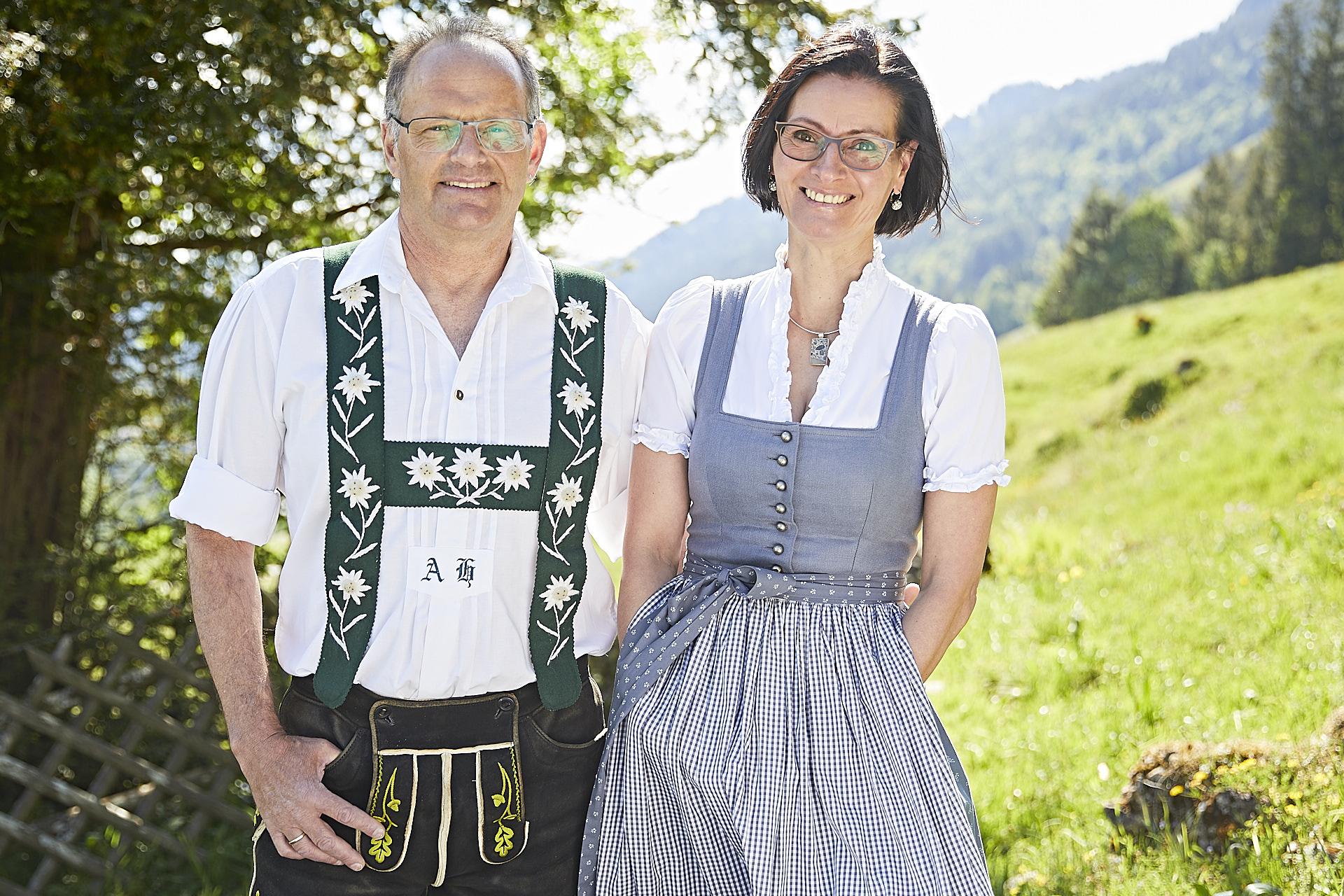 Siplinger Suites - Ehepaar Holzmann