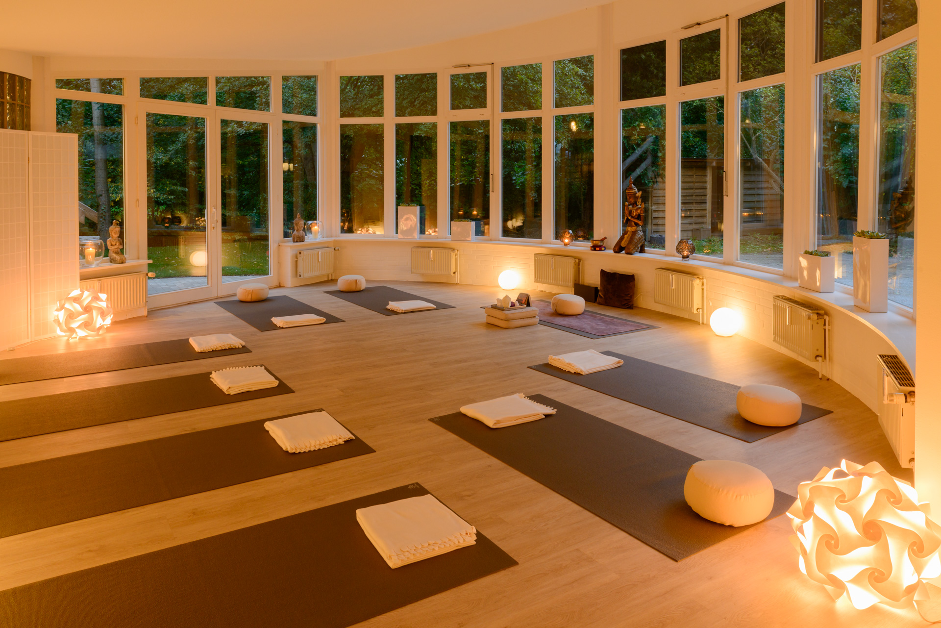 Wohlfühl-Retreat mit Yoga & Stimme vom 01.-04.02.2018 in Husum