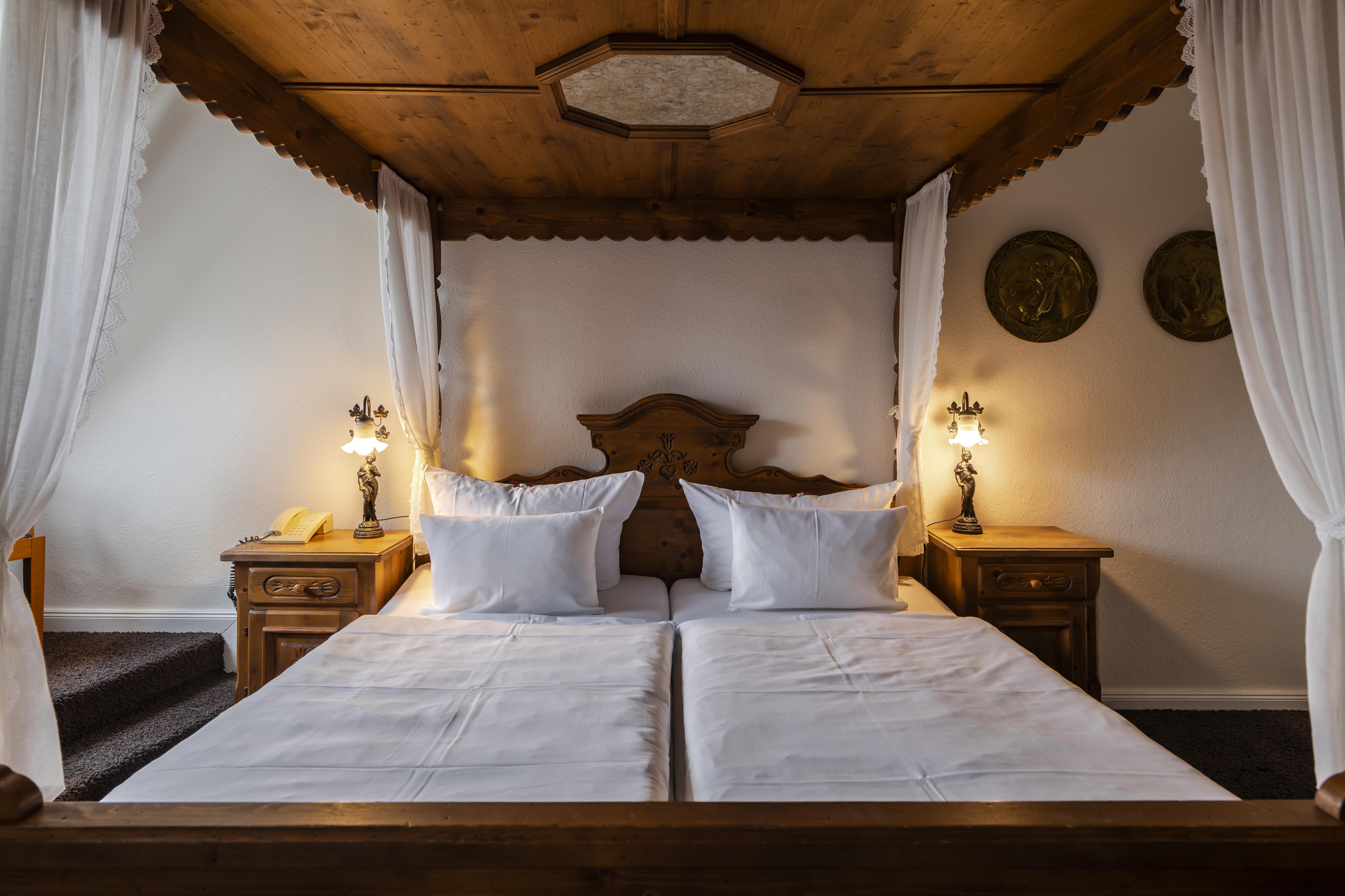 Villa Ulmenhof - Romantikzimmer