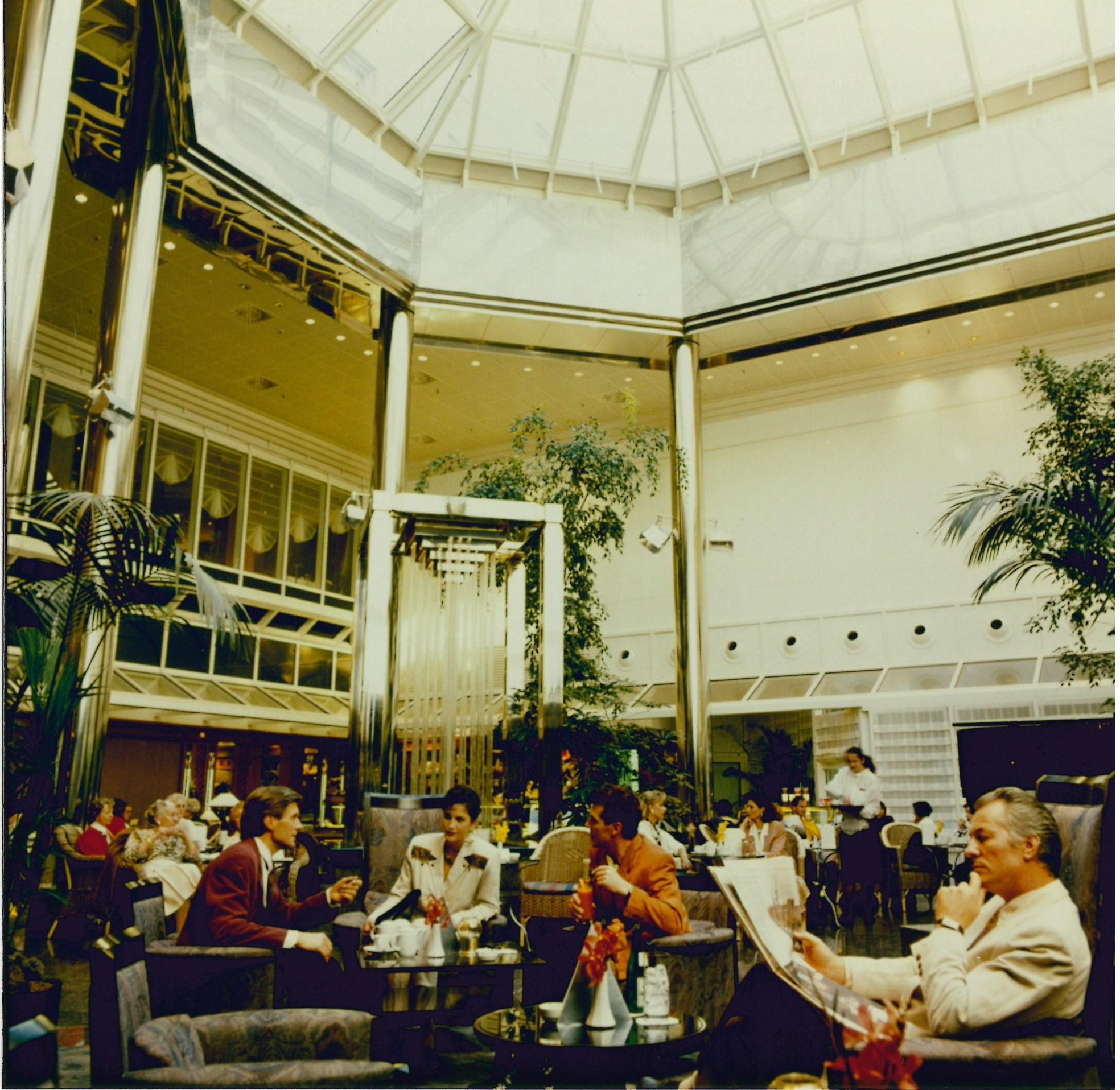 The Westin Grand Frankfurt GrandSeven Lounge