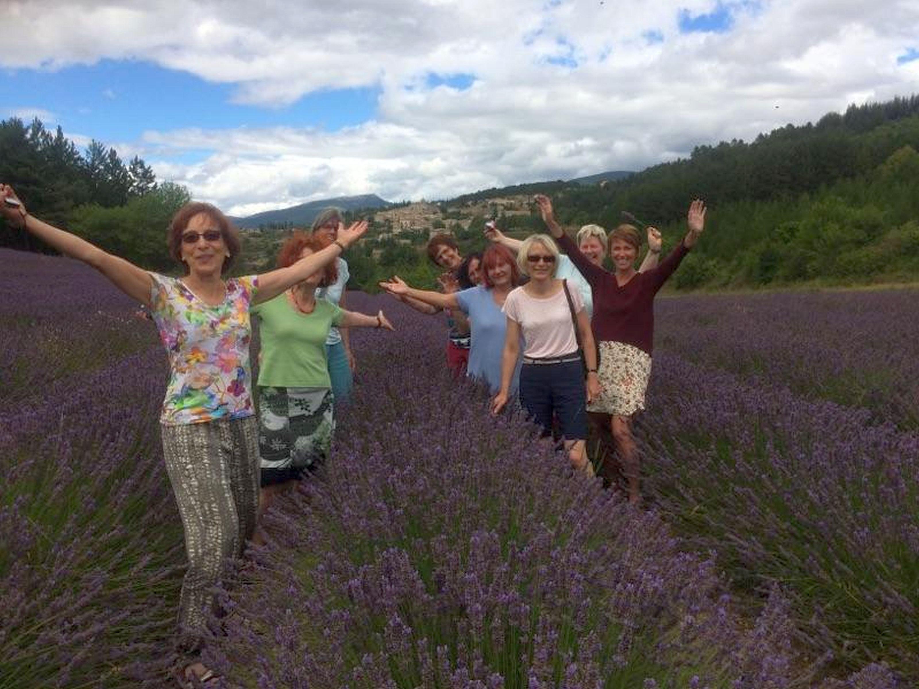 Provence mit WomenFairTravel