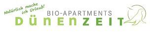 Bio-Apartements Dünenzeit - Natürlich mach ich Urlaub!